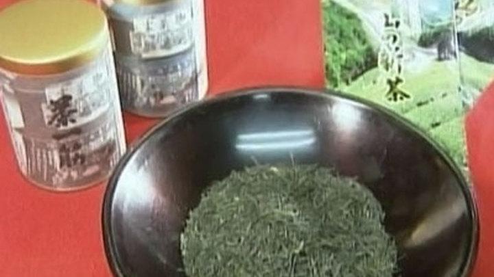 В японском чае обнаружен повышенный уровень радиации