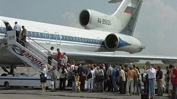 Пилот с рейса ростова