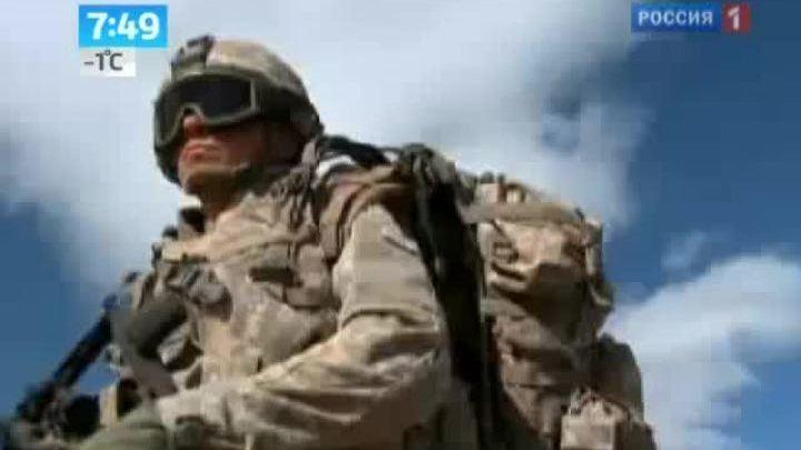 """Американских солдат """"закуют"""" в экзоскелеты"""