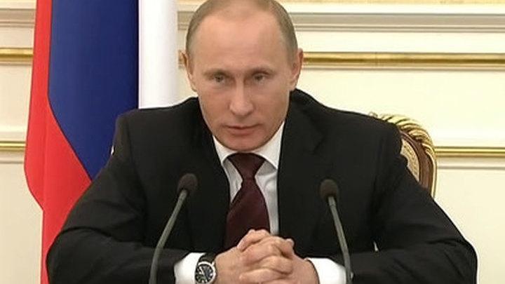 Путин: проблемы бизнеса нельзя решать за счет населения
