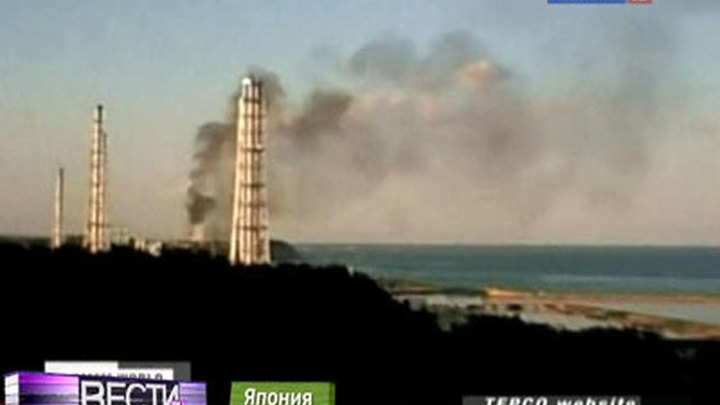 """Ситуация на АЭС """"Фукусима-1"""" в Японии ухудшается"""