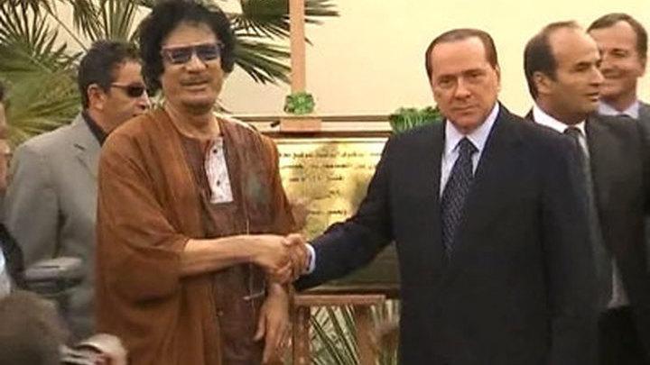 Нефть и газ спасают Каддафи от судьбы Хусейна