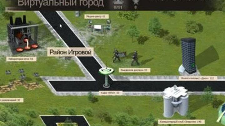 """На сайте """"Мир Бибигона"""" вырос свой город"""