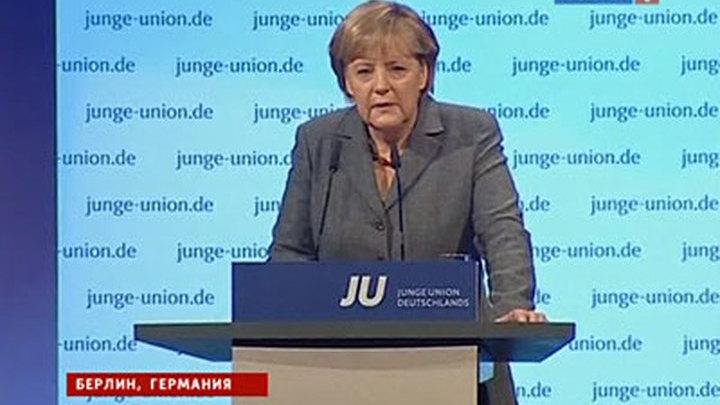 """Меркель: политика """"мульти-культи"""" провалилась"""