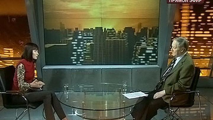 Сергей Капица: ученые - граждане мира