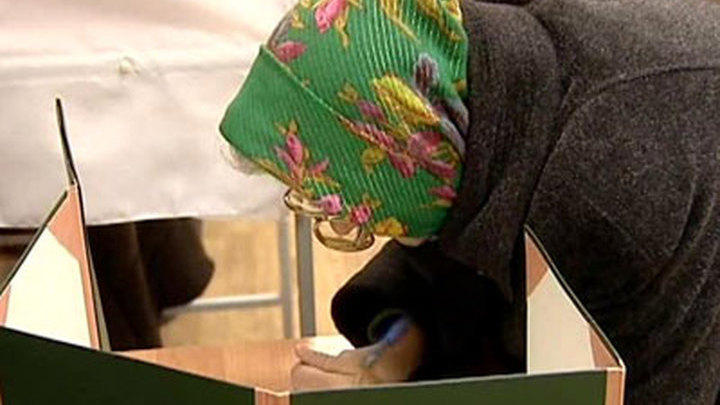 В России единый день голосования