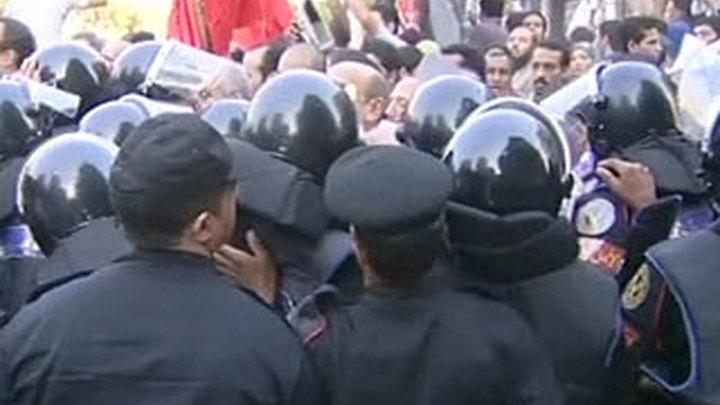 В Египте протестуют против наследования президентской власти