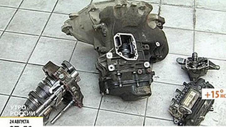 Автоликбез: роботизированная коробка передач