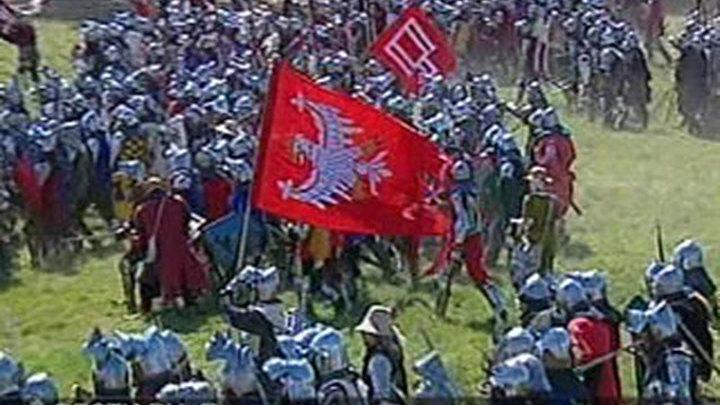 В Грюнвальде вновь звенят мечи