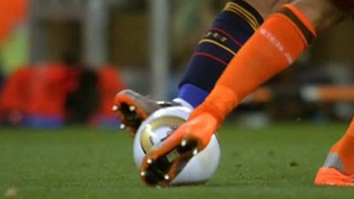 Лучшие моменты матча Нидерланды-Испания