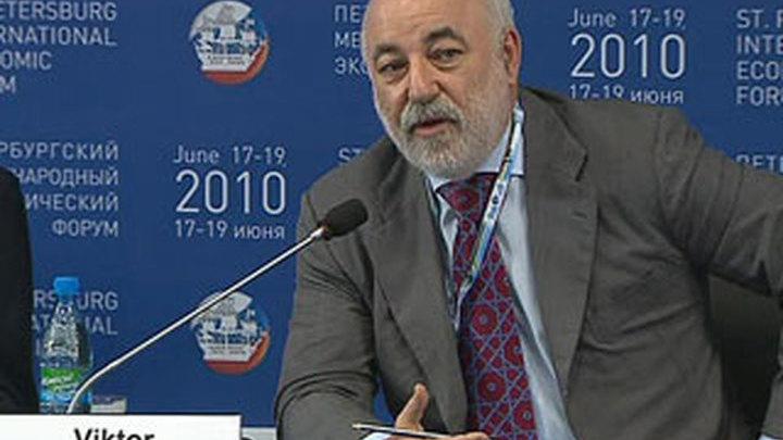 Вексельберг: Сколково - индикатор готовности РФ к бизнес-сотрудничеству