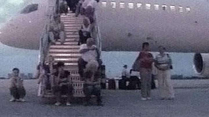 Красноярские пассажиры устроили дебош на борту самолета