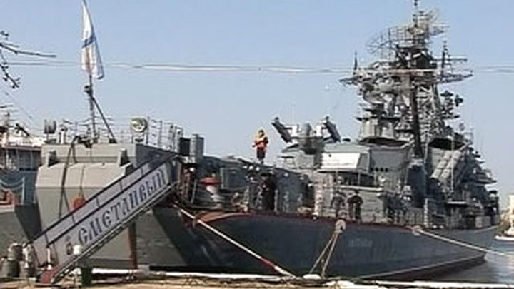 Черноморский флот остается в Севастополе