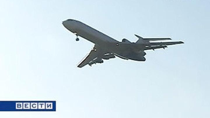 Под Смоленском разбился самолет президента Польши