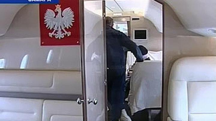 Леху Качиньскому очень нравился президентский лайнер