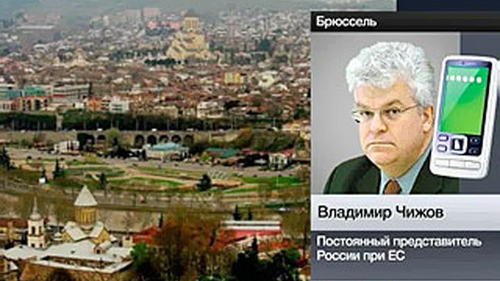 Чижов: качество грузинской демократии стало очевидным всем в Европе