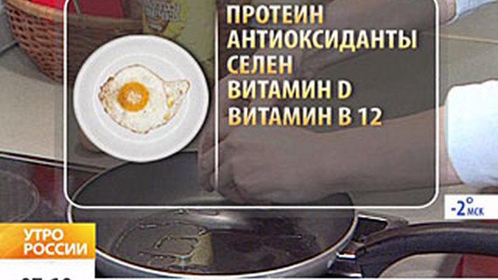 Идеальный завтрак - яйца