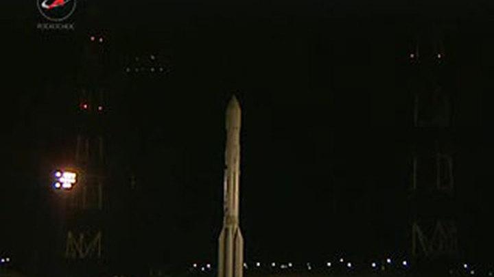 """С Байконура отправился """"Протон"""" с тремя спутниками"""