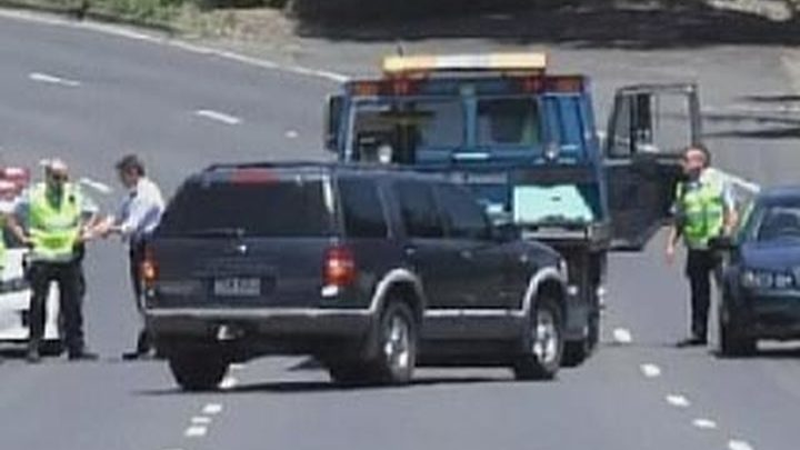 Ford проехал 40 километров с заклинившей педалью газа