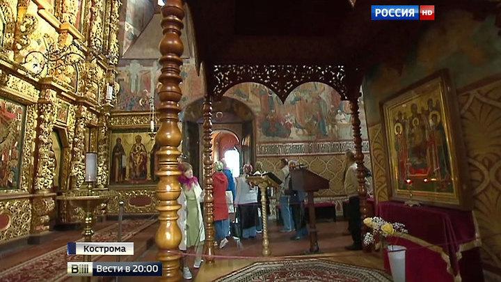 Кострома снова обретет Кремль
