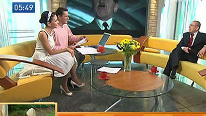 Валерий Золотухин сыграл Гитлера