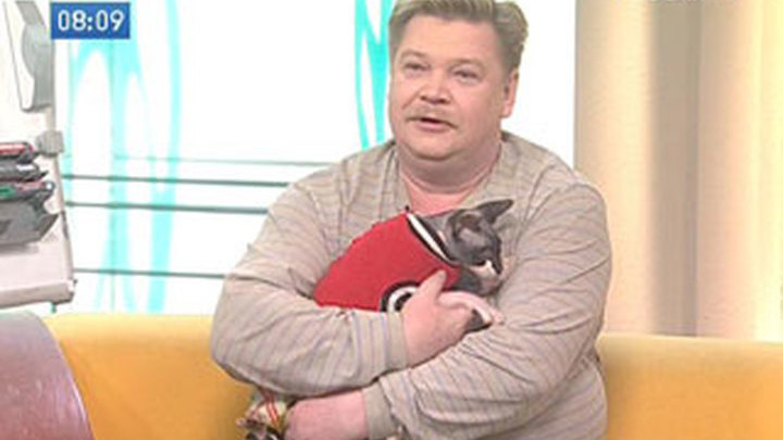 Николаю Бандурину кошки принесли удачу