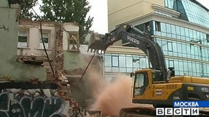 Реконструкция по-московски