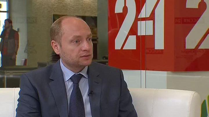 Александр Галушка: восточный вектор развития России не связан с санкциями ЕС