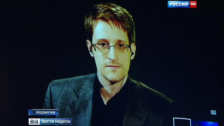 "Фильм про Сноудена покажут на канале ""Россия 1"""