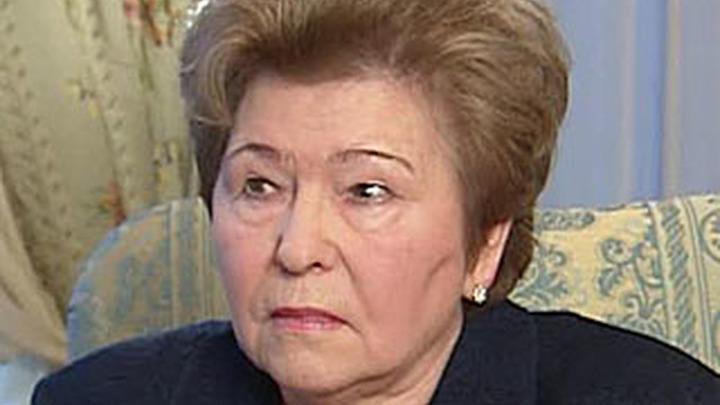 Наина Ельцина: патриарх вселял в сердца людей и веру, и надежду