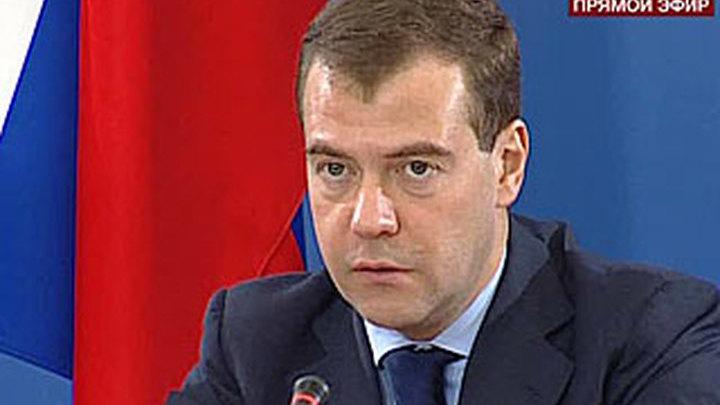 Медведев: в нашей экономике сузились возможности обновления основных фондов