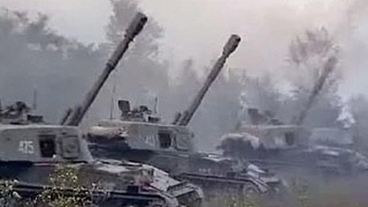 Южная Осетия. Война