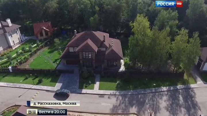 Ограбление Димы Билана: воры вскрыли дом, сейф и камеры видеонаблюдения