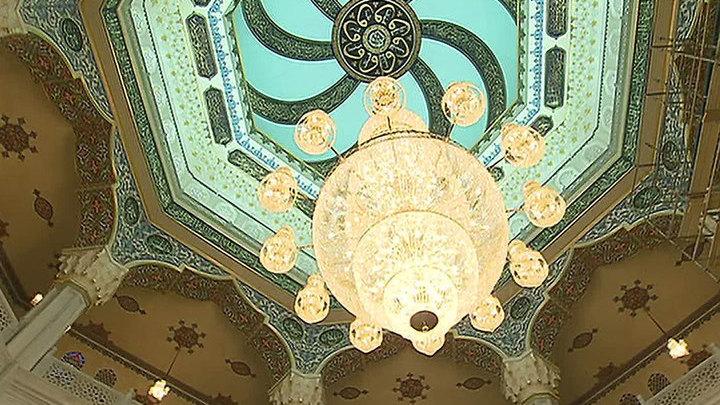 Новая Соборная мечеть сможет вместить 10 тысяч верующих