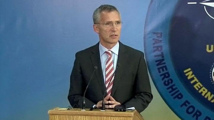 Украинцев не спешат принимать в НАТО
