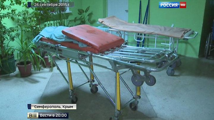 Расстрел по кардиограмме: полиция Крыма ищет убийцу медиков
