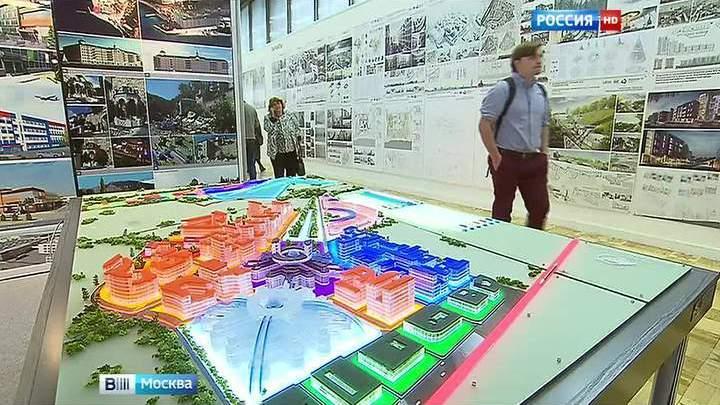 """В ЦДХ открылся международный фестиваль """"Зодчество"""""""