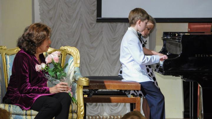 Открытие конкурса Е.Г. Сорокина на сцене Вологодской филармонии