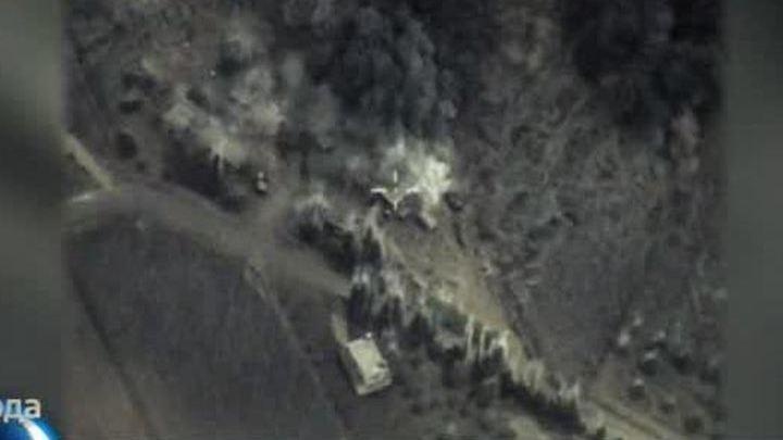 Россия начала операцию в Сирии в удачную погоду