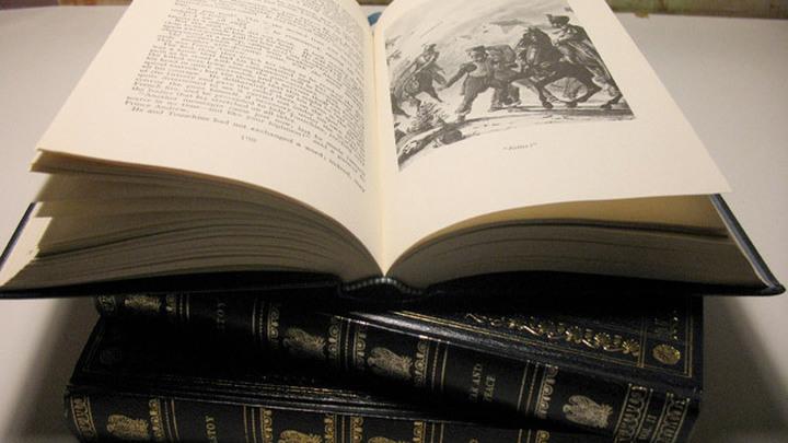 """Роман """"Война и мир"""" стал бестселлером в Великобритании после экранизации BBC"""