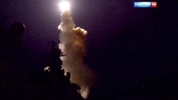 Замедленная реакция: в Вашингтоне не поверили своим глазам, увидев российские ракеты