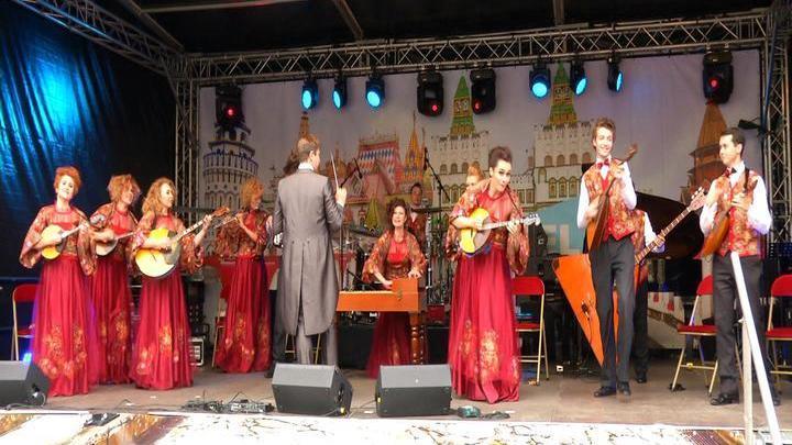 FEEL RUSSIA: фестиваль российской культуры в Лионе