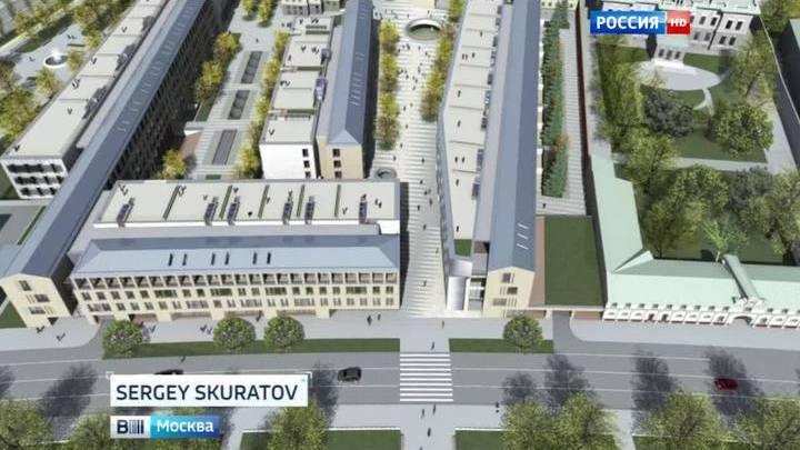 Конкурс на застройку Софийской набережной выиграло архитектурное бюро Сергея Скуратова