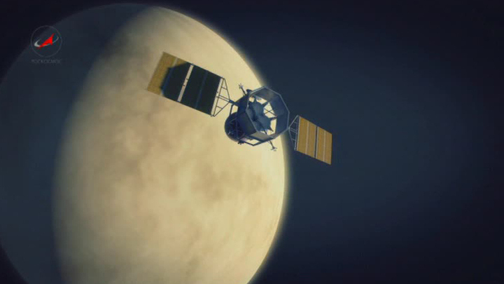 Венера - кривое зеркало Земли