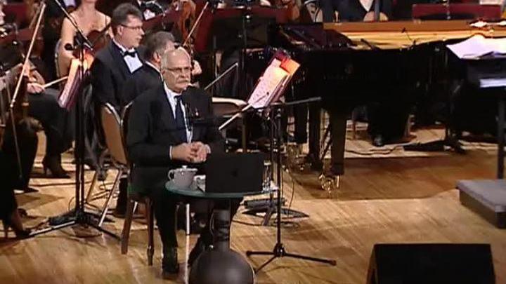 Никита Михалков и Эдуард Артемьев получат премию имени Шостаковича