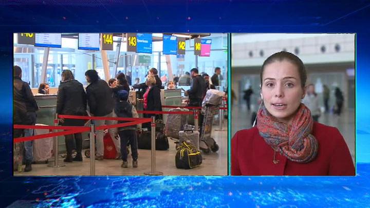 Украина и Россия прекратили авиасообщение
