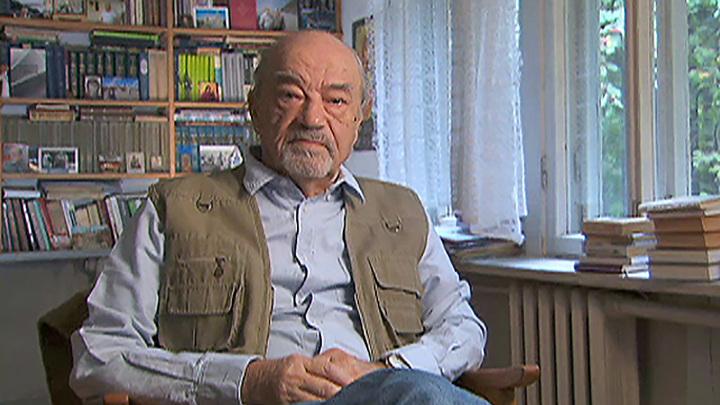 К 85-летию Игоря Золотусского