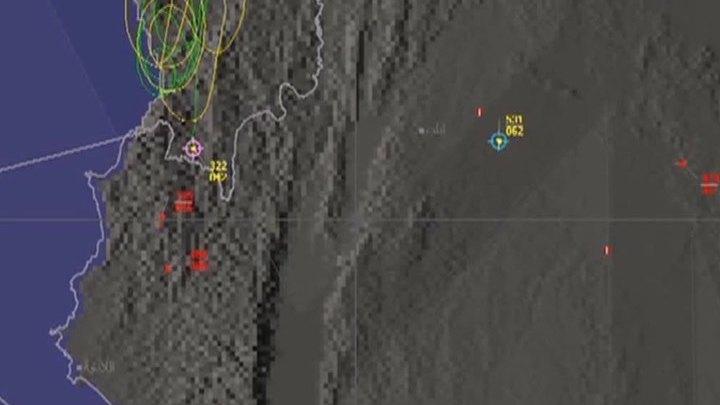 Минобороны РФ: Су-24 границу с Турцией не пересекал